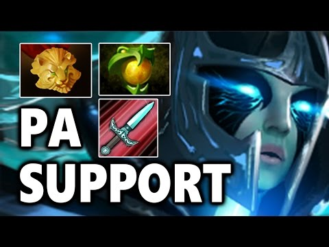 PA Support Position 4 Strat - VP ELEMENTS BTS Final Dota 2