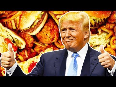 Trump: Make America Fat Again!
