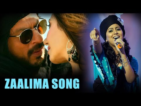 Harshdeep Kaur : It Was Shah Rukh Khan Who Took Zaalima Song To Next Level