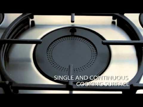 SCHOLTES Kookplaat gas / Table de cuisson au gaz - Product video ...
