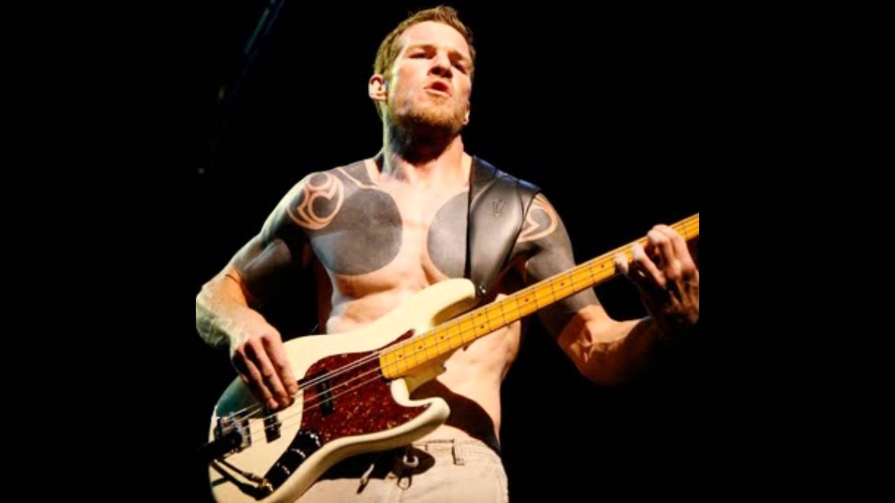 Bass Parts From Tim Commerford From Ratm Youtube