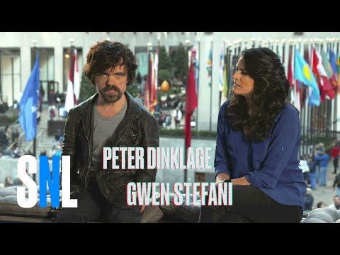 SNL Host Peter Dinklage Warns Cecily That Summer is Coming