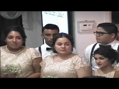 2016-1104 Wedding Ceremony - Bro. Mario Cañedo & Sis Yantze Munive