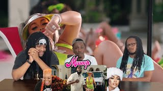 Mulatto - Muwop ft. Gucci Mane music video Reaction!!!
