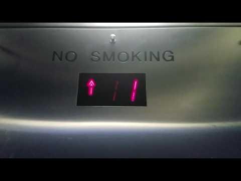 Schindler MT VT 300A Hydraulic Elevator @ Fairfield Cinemas, Fairfield, CT