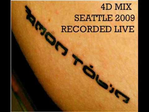 Amon Tobin : 4 Deck Set recorded live in Seattle, 2009