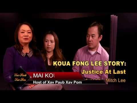 Koua Fong Lee and PangHoua Moua sit down with Mai Kou Xiong.
