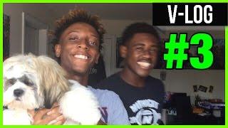 MY NEW DOG!!? | VLOG #3