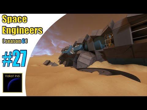 """Space Engineers (S6) #27 """"Бортовой журнал"""""""