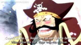 Gol D Roger - El Eterno Rey Pirata (asmv sub español)
