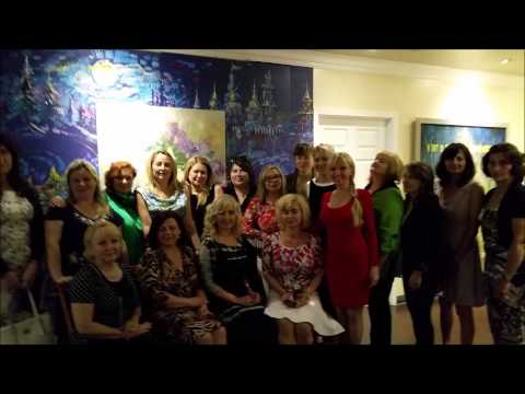 Evening with Russian Speaking American Women