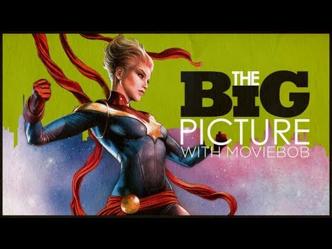 BIG PICTURE: CAPTAIN MARVEL: HOW DID WE GET HERE?