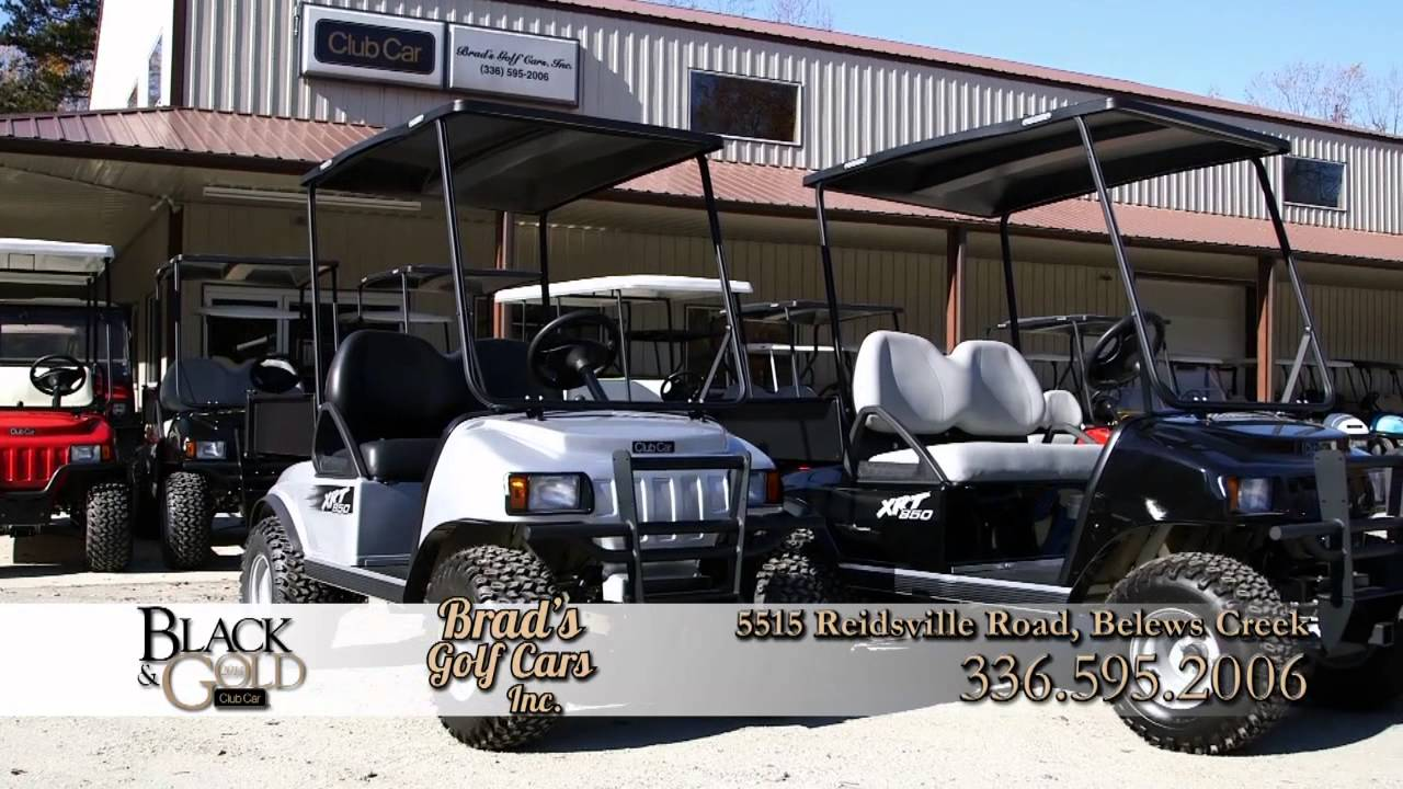 Brad's Golf Cars, Inc  - The Golf Cart Leader in the Triad