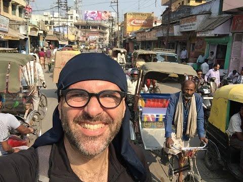 The muslim Market Area Varanasi - February 2015