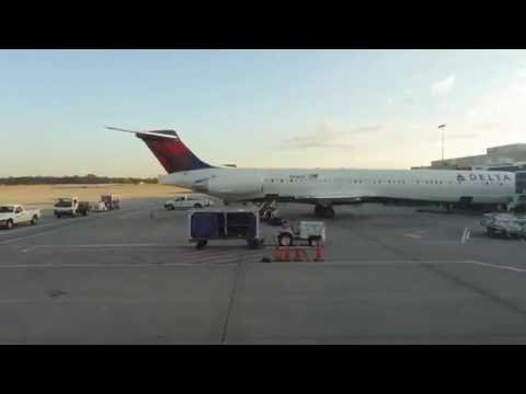 MY DELTA AIR LINES FLIGHT #DL 1521(MD-88) ATLANTA,GA. (ATL)To DAYTON,OH.(DAY) ATLANTA,GA.8-16-2016