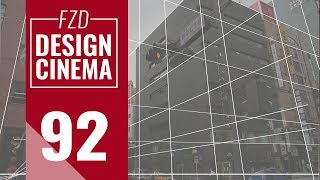 Design Cinema - EP 92 - Extracting Perspective From Photo Plate