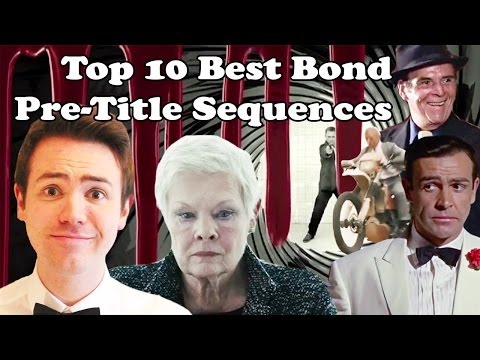 Top 10 Best Bond Pre-title Sequences