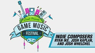 Interview with Composers Josh Whelchel, Ryan Ike, and Josh Kaplan - Loudr Game Music Festival