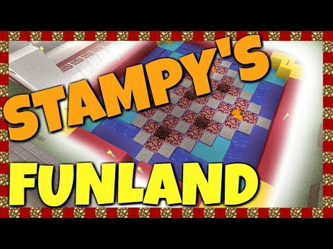 Stampy's Funland - Fire And Water
