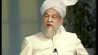 Rencontre Avec Les Francophones 13 juillet 1997 Question Réponse - Islam Ahmadiyya