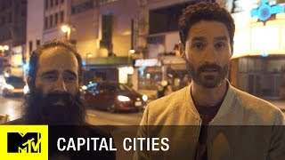 Capital Cities Music Video Vowels Behind The Scenes MTV