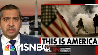 Mehdi Hasan: It's Time We Use The F-Word: Fascism | All In | MSNBC