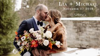Lia + Michael Highlight Film