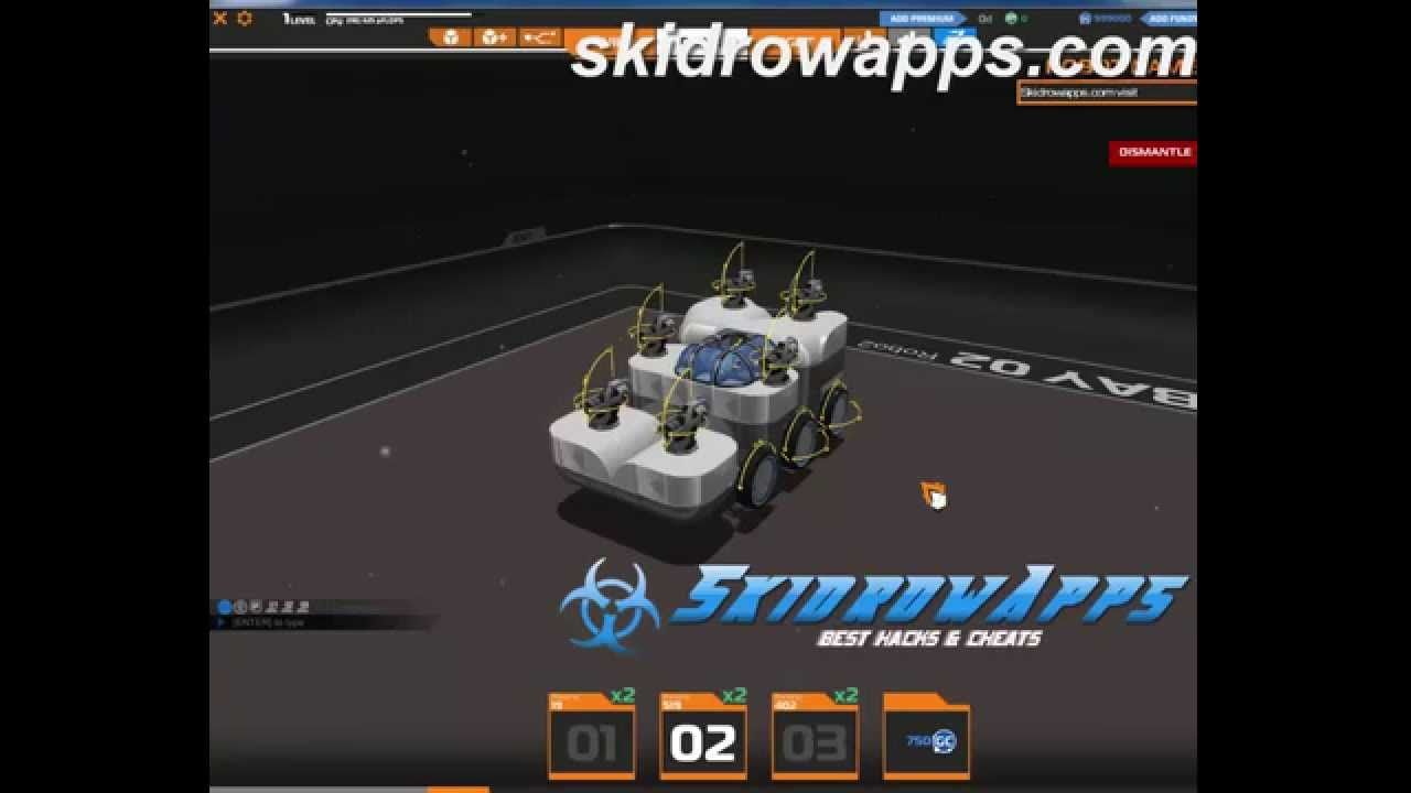 Robocraft Cheats Info for RP, GC in 2015 - YouTube
