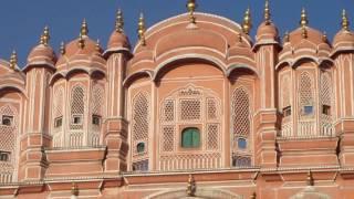 Путешествия, Индия, Дворец ветров-Хава Махал,Джайпур