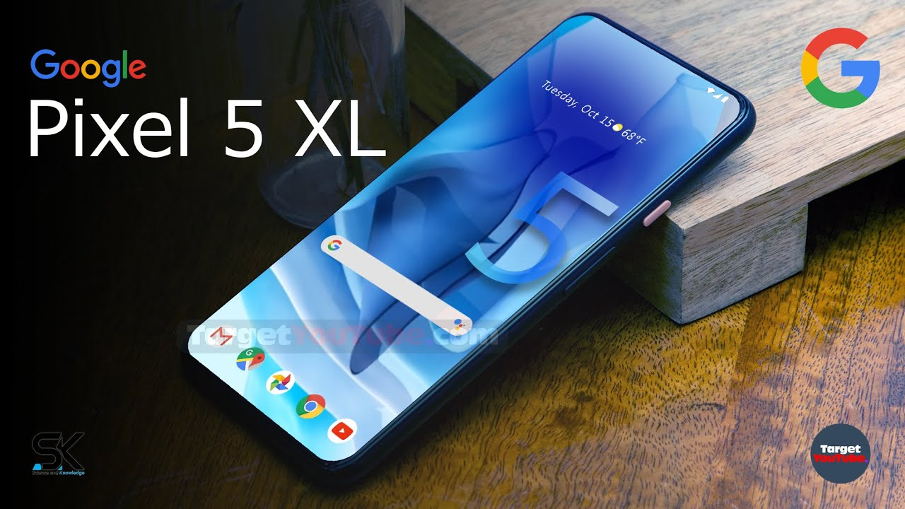Google Pixel 5 XL (2020) Introduction!!! - YouTube