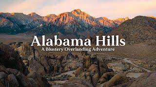 We'll Never Do TΗIS Again... | Overlanding + Food + Rock Climbing (Alabama Hills, CA)
