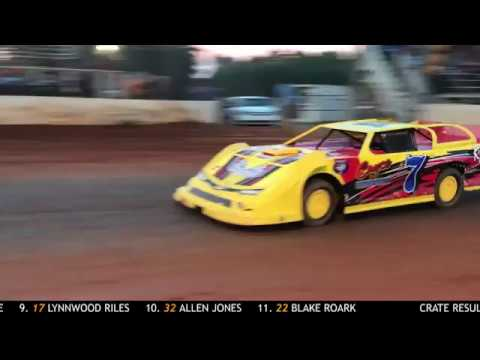 Sumter Speedway Recap 6/29/2019