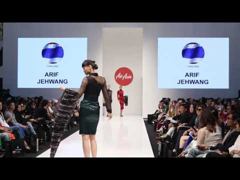 Arif Jehwang from Thailand  @ Airasia Search 2016