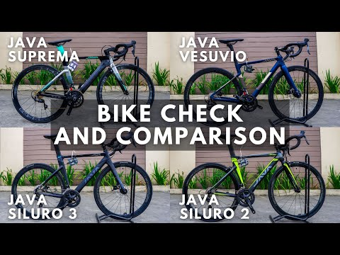 JAVA AERO ROAD BIKES | PRICE AND SPECS | ROAD BIKE COMPARISON