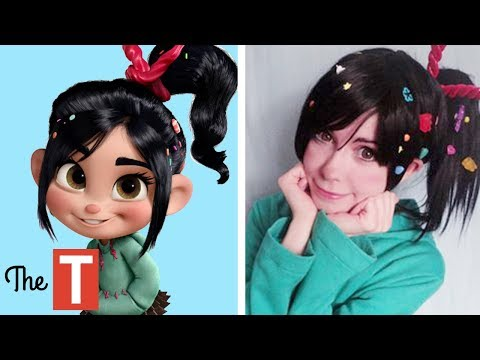 10 Wreck It Ralph Characters In Real Life