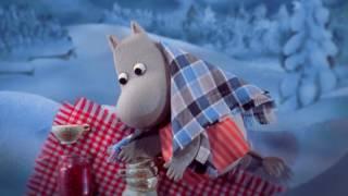 MOOMINS AT CHRISTMAS - movie teaser - English