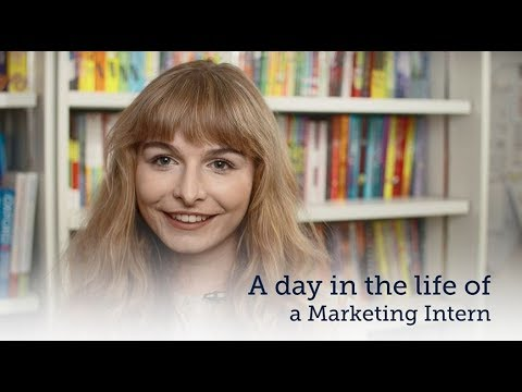 A day in the life of a Marketing Intern