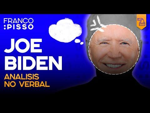 Análisis NO VERBAL del Joe Biden (ME VAN A BANEAR...) - Master en Oratoria.