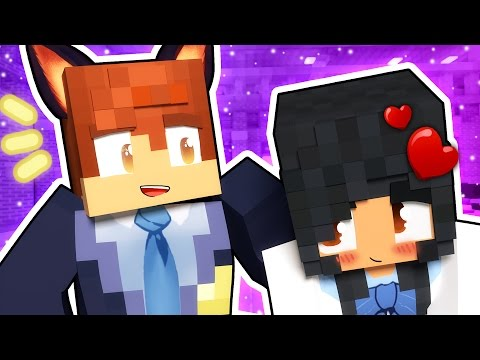Aphmau's Crush On Kai | Phoenix Drop High S2 [Ep.8] | Minecraft Roleplay