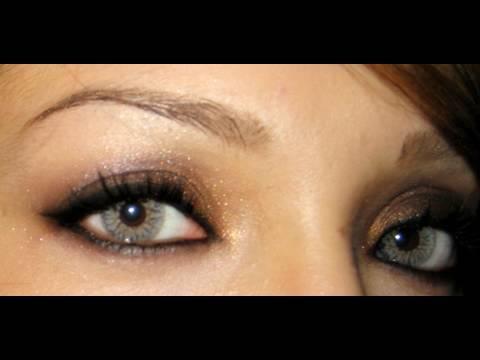 Makeup Tutorial: Rootbeer Sorbet (Fall Look)