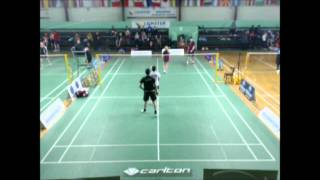 Irish InterPro- XD2 - 2013 - Niall Tierney&Grace Webster v Tony Murphy&Keady Smith