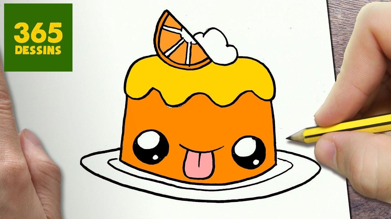 Come Disegnare Torta Kawaii Passo Dopo Passo Disegni Kawaii