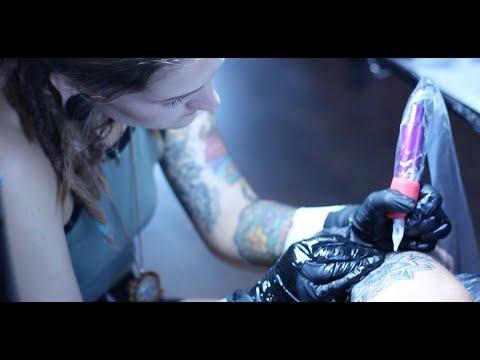 Morgan Stout: Female Tattoo Artist | Mini Doc