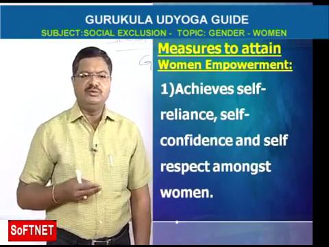 GURUKULAM    Social Exclusion  -  Gender - Women     N venkat