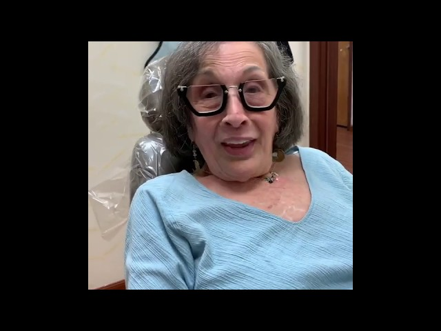 Full Mouth Reconstruction Patient Review