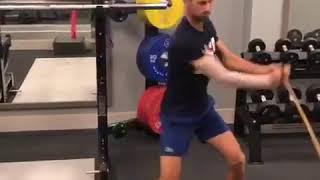 Джокович начал реабилитацию после операции