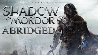 Middle Earth-Shadow of Mordor - Abridged (2014 PC)