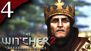 Let's Play The Witcher 2 [BLIND] - Part 4 - Day of the Assault, Dawn [Enhanced Edition]