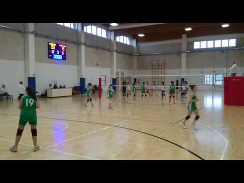Under 14 Femminile: A.S.D Polisportiva Sant'Agostino 2011 - Ferrara nel Cuore (28-01-2017)