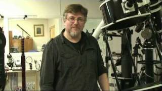 Update: New astronomy equipment in the showroom